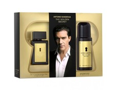 Antonio Banderas Golden Secret Man