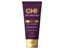 CHI Deep Brilliance Olive & Monoi Optimum Protein Masque Протеиновая маска для волос 237 мл